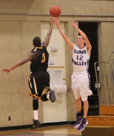 Men's basketball season ends with loss to South Suburban College