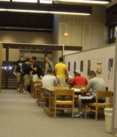 Staff shortage causes shortened library hours