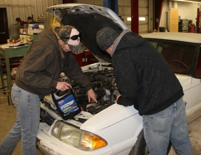 Preparing vehicle for winter saves money, helps keep car running