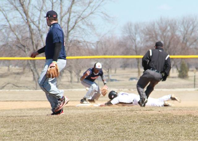 Eagles' baseball struggles to find rhythm as season begins