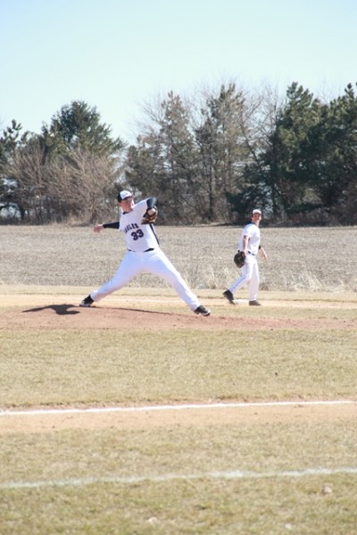 Spring weather plays havoc with IVCC baseball season