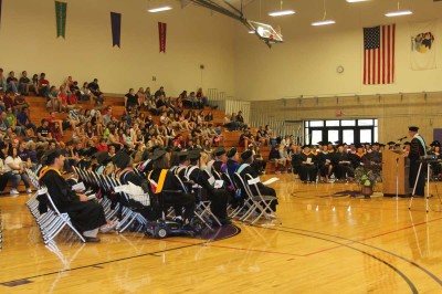 Convocation welcomes students