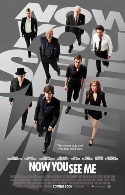 'Now You See Me' features magic, action, humor