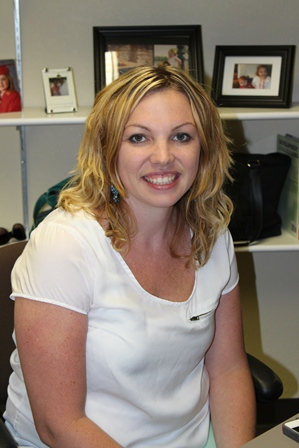 Q&A: Stecken joins nursing faculty