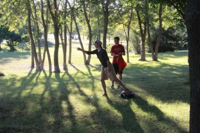 Disc golf: Trending at IVCC