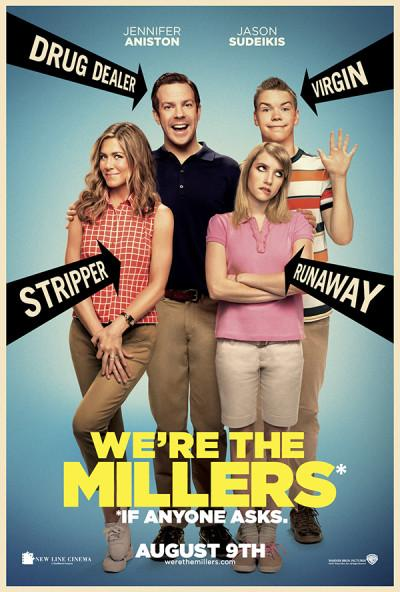 'We're The Millers' offers must-see comedy