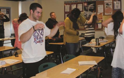 Presentation addresses bullying