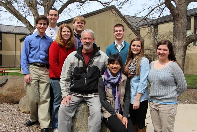 10 students honored as McCormack Scholars