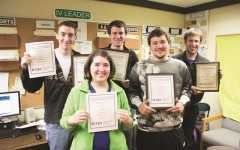IV Leader wins awards at journalism conference