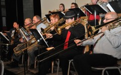 Jazz Ensemble plans May 6 concert