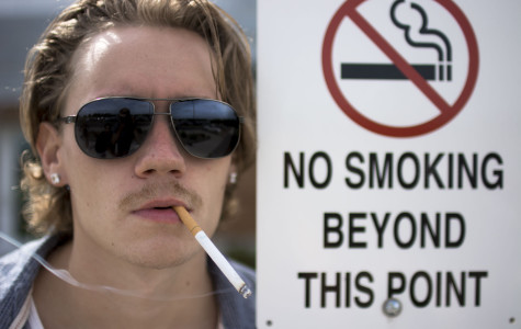 Cease fire; IVCC to become smoke-free campus