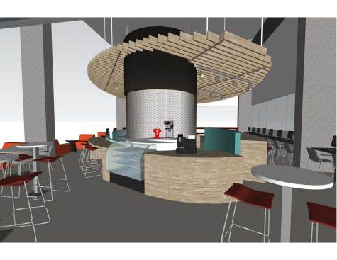 $300,000 grant received to revive student life spaces