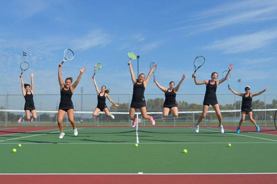Lady Eagles soar to nationals