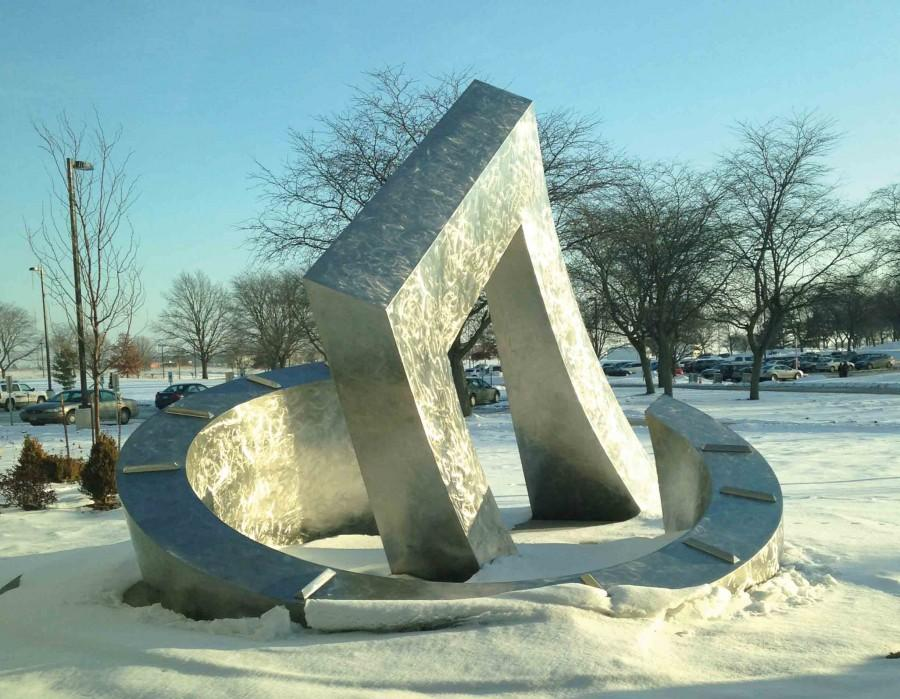 New meets old: CTC welcomes sundial sculpture