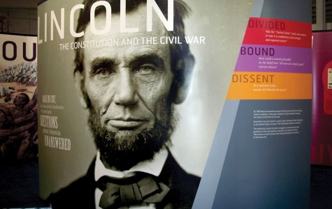Lincoln's legacy explored in exhibit on campus this spring