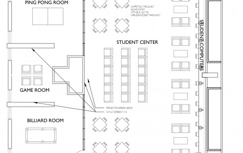 Student life center renovation plans finalized