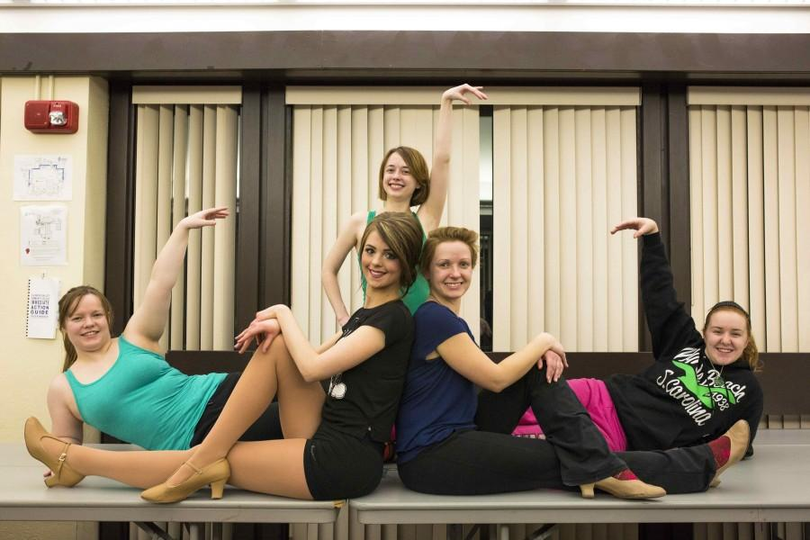 'Sugar Babies' brings burlesque to IVCC stage