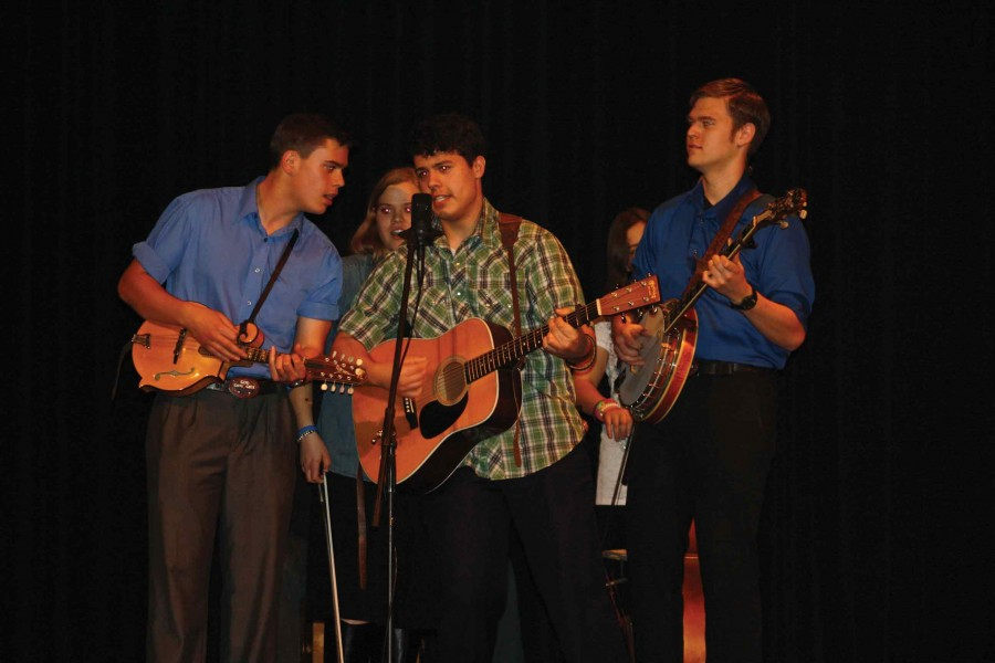IVCC hosts 2015 Talent Showcase for Cops 4 Cancer