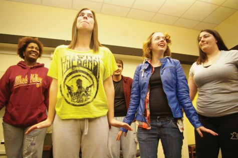 Improv troupe spotlights abilities, not disabilities