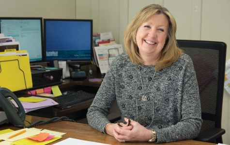 New associate vice president of Academic Affairs joins administration