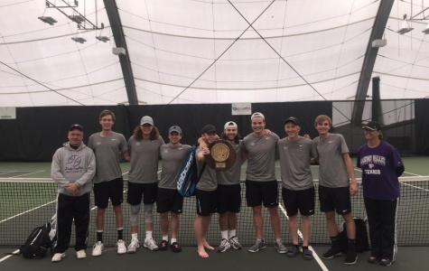 Men's Tennis Team Heading To Nationals