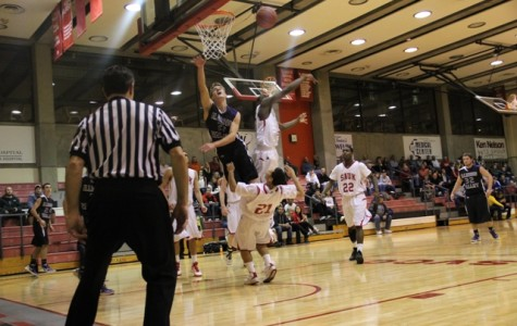 Lackluster second half leads to loss against Skyhawks