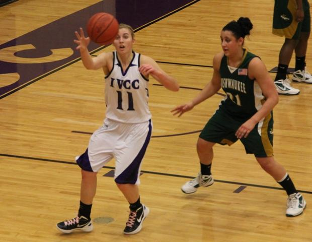 Lady Eagles suffer second conference loss to Kishwaukee College