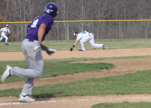 Eagles struggle heavily throughout April