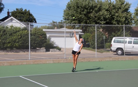 Tennis finishes season placing fourth at Regional Tournament