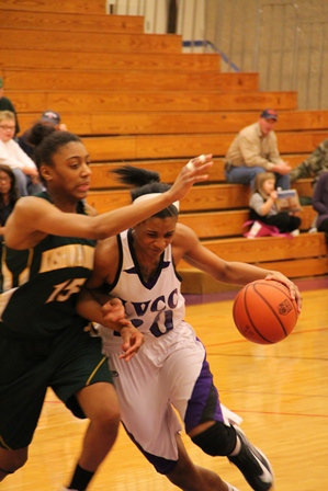 Lady Eagles fall in rankings, but build momentum for February