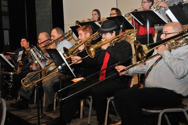 The+trombone+and+horn+sections+rehearse+for+a+performance+of+the+IVCC+Jazz+Ensemble.+The+group%2C+directed%0Aby+Tim+Karth%2C+will+host+a+free+concert+at+7%3A30+p.m.+Tuesday%2C+May+6%2C+in+IVCC%E2%80%99s+Cultural+Center.+The+concert+will%0Abe+a+tribute+to+Swing+and+will+include+famous+tunes%2C+such+as+%E2%80%9CIn+the+Mood%E2%80%9D+%E2%80%9C+and+April+in+Paris.%E2%80%9D