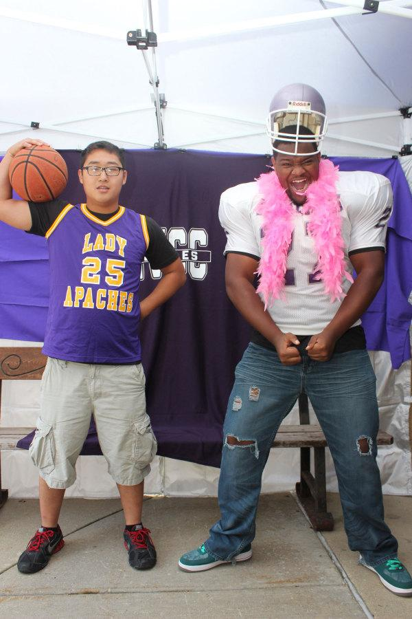 Spirit day's photo booth pictures uploaded!