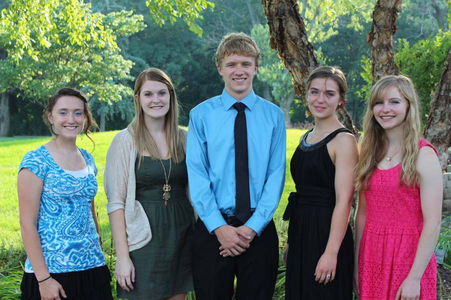 Sixteen recognized by 21st Century Scholars Society