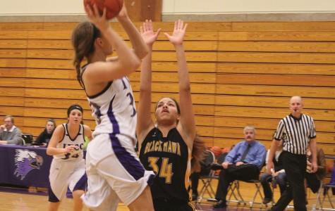 Women's basketball finishes season 4-23