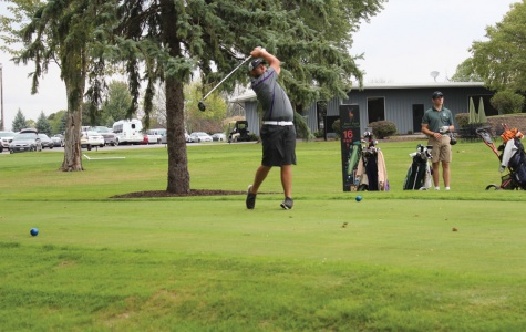 IV golfers getting experience on links