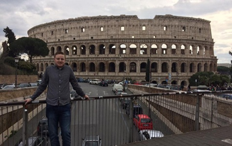 Study Abroad Program brings IVCC student to Europe