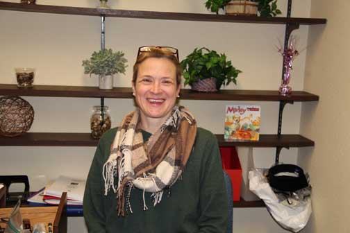 Jean Forst has joined the full-time faculty as an English and reading instructor.
