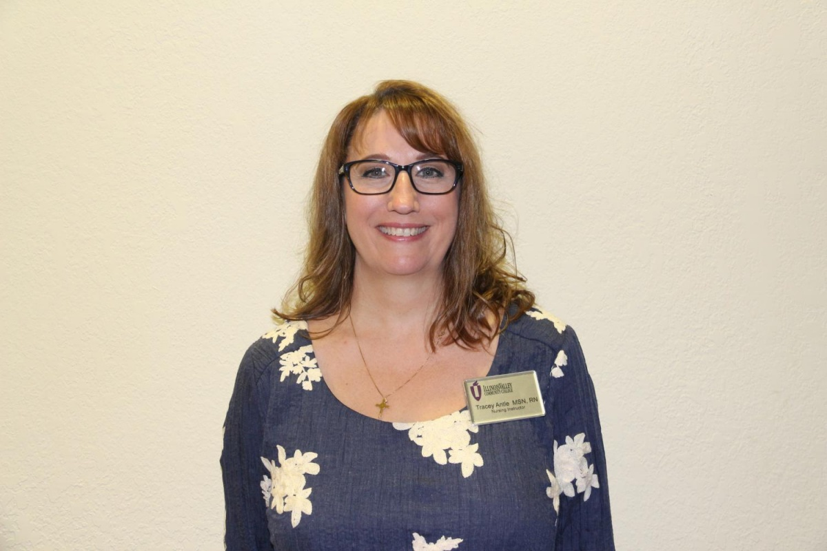 Antle selected to join IVCC nursing faculty