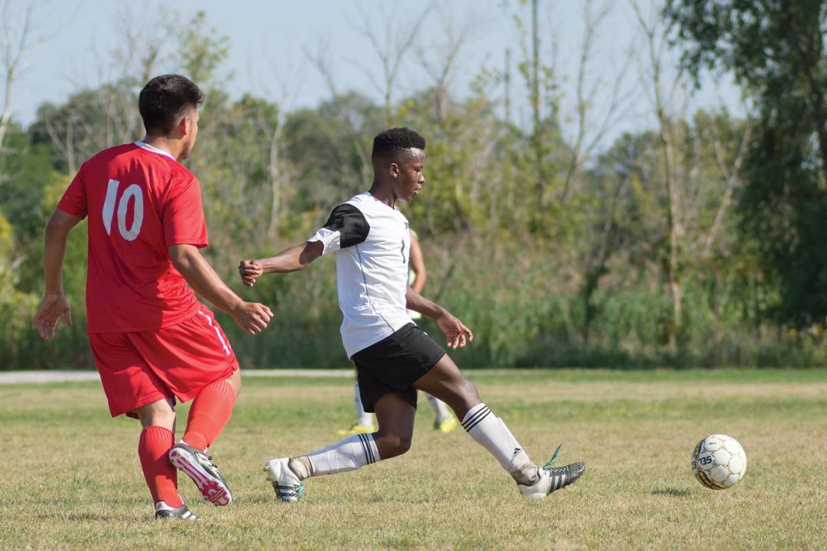 Athlete Spotlight: Frank Gondwe