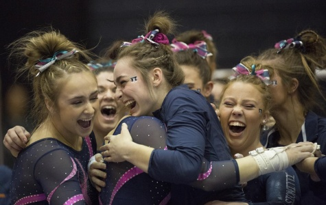Power, skill combine to make gymnastics a must-see event