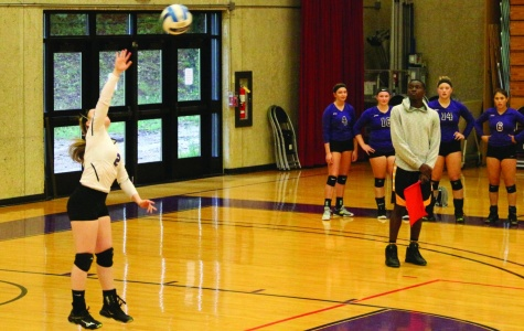 Lady Eagles Volleyball Team Looks For Bounce Back Year