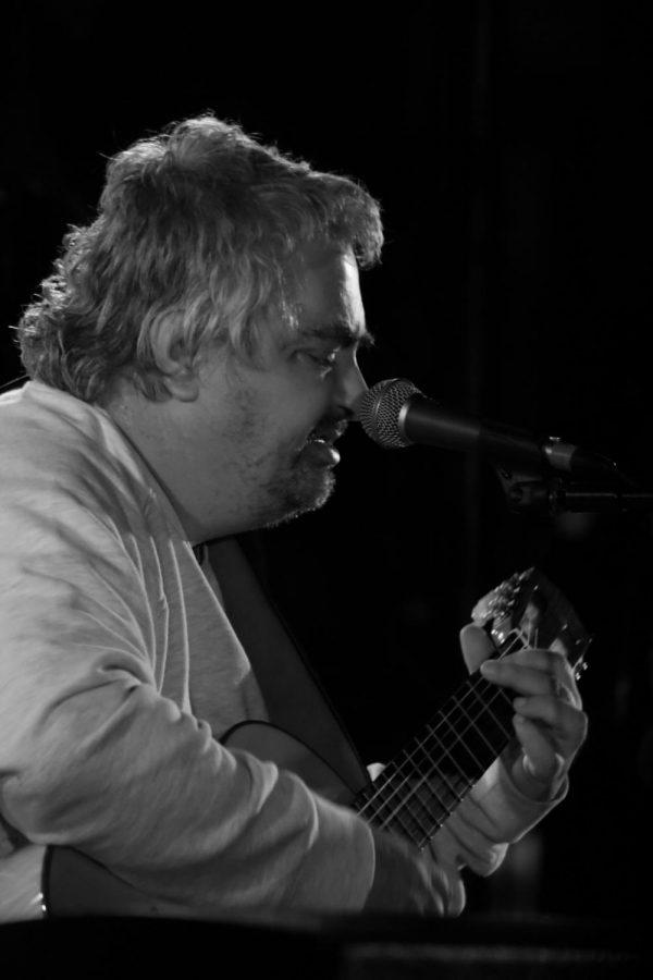 Photo of Daniel Johnston