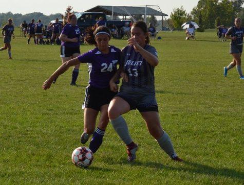 Athlete Spotlight: Ferguson Leads Eagles Soccer