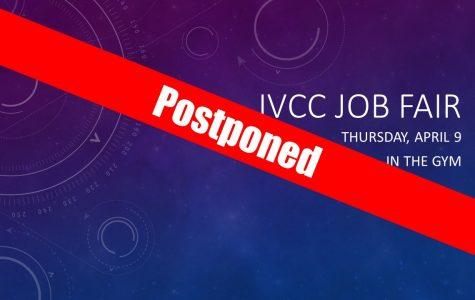 IVCC Job Fair postponed