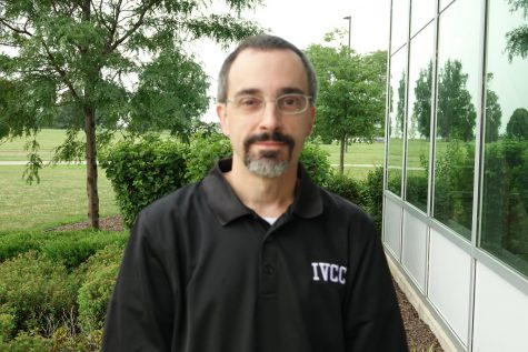 New Faculty Spotlight - Charles Raimondi