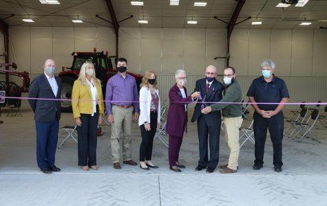 Ag center grand opening