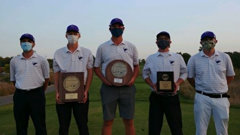 Men's golf qualifies for nationals